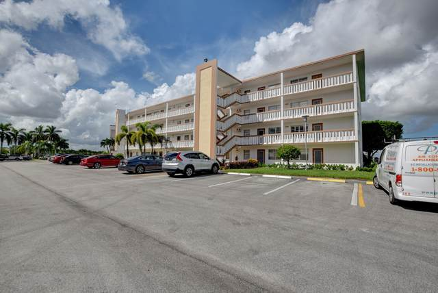 2081 Cornwall E 2081 E, Boca Raton, FL 33434 (#RX-10646058) :: Posh Properties