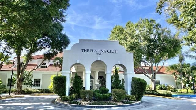 5475 Verona Drive O, Boynton Beach, FL 33437 (#RX-10646076) :: Posh Properties