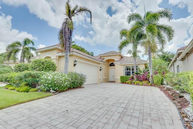 4112 Manchester Lake Drive, Lake Worth, FL 33449 (MLS #RX-10646092) :: Berkshire Hathaway HomeServices EWM Realty