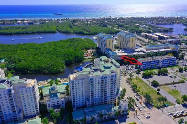 639 E Ocean Avenue #301, Boynton Beach, FL 33435 (MLS #RX-10646109) :: Berkshire Hathaway HomeServices EWM Realty