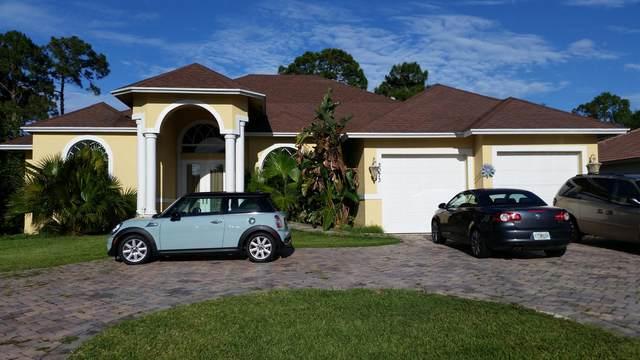 3073 SW Savona Boulevard, Port Saint Lucie, FL 34953 (MLS #RX-10646112) :: The Paiz Group