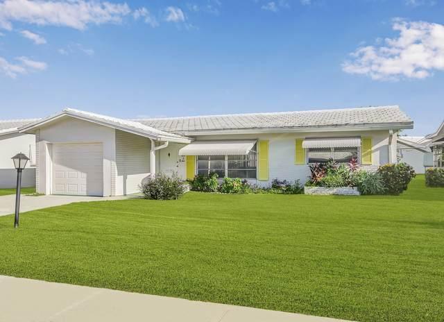 905 W Ocean Drive, Boynton Beach, FL 33426 (#RX-10646119) :: The Reynolds Team/ONE Sotheby's International Realty