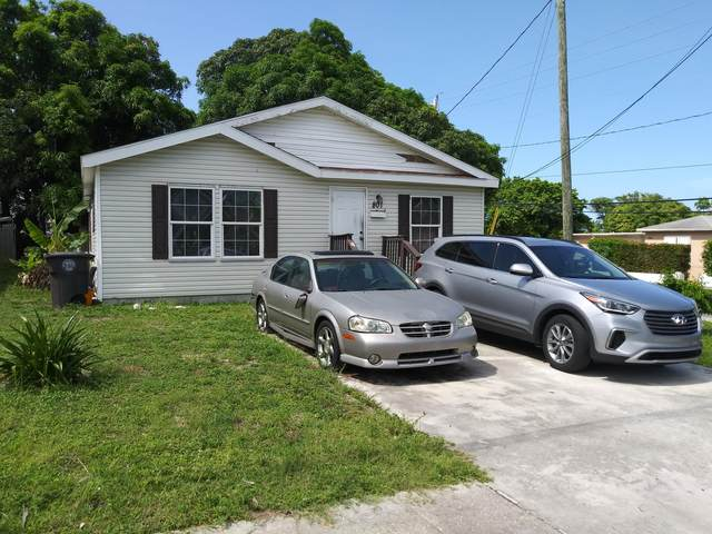 801 Grant Street, West Palm Beach, FL 33407 (#RX-10646136) :: The Rizzuto Woodman Team