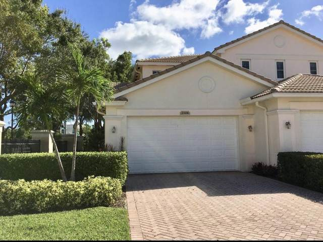 2104 Wingate Bend, Wellington, FL 33414 (MLS #RX-10646137) :: Berkshire Hathaway HomeServices EWM Realty
