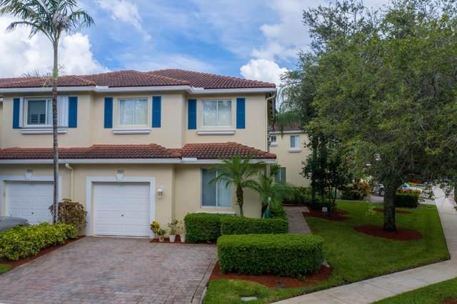 3083 N Evergreen Circle, Boynton Beach, FL 33426 (#RX-10646154) :: Real Estate Authority