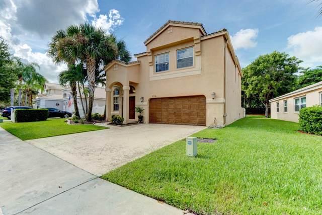 7728 Great Oak Drive, Lake Worth, FL 33467 (MLS #RX-10646161) :: Berkshire Hathaway HomeServices EWM Realty