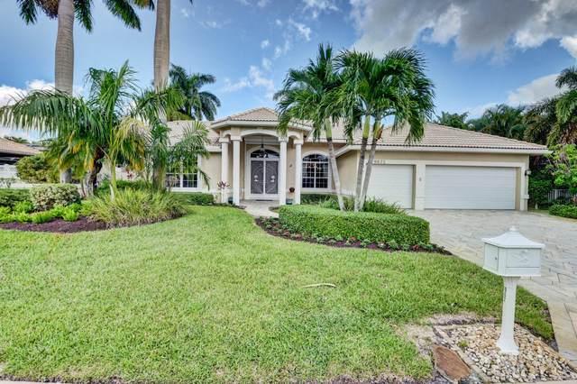 9671 Carissa Road, Boynton Beach, FL 33436 (#RX-10646163) :: Real Estate Authority