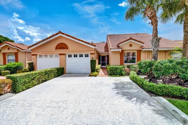 9772 Summerbrook Terrace B, Boynton Beach, FL 33437 (#RX-10646217) :: Posh Properties