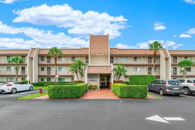 4070 Tivoli Court #207, Lake Worth, FL 33467 (MLS #RX-10646241) :: Berkshire Hathaway HomeServices EWM Realty