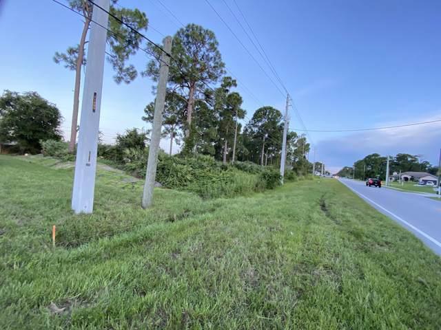 2731 SW Rosser Boulevard, Port Saint Lucie, FL 34953 (MLS #RX-10646247) :: Berkshire Hathaway HomeServices EWM Realty