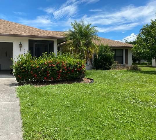 1341 SE Palm Beach Road, Port Saint Lucie, FL 34952 (#RX-10646257) :: Ryan Jennings Group