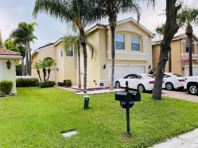 5513 Wishing Star Lane #5513, Lake Worth, FL 33463 (#RX-10646264) :: Real Estate Authority