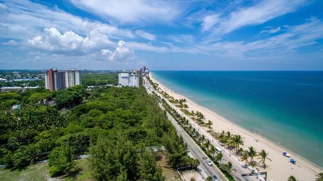 701 N Fort Lauderdale Beach Boulevard #1006, Fort Lauderdale, FL 33304 (MLS #RX-10646285) :: Berkshire Hathaway HomeServices EWM Realty