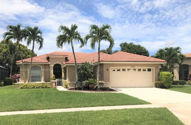 6052 Royal Birkdale Drive, Lake Worth, FL 33463 (MLS #RX-10646292) :: Berkshire Hathaway HomeServices EWM Realty