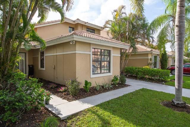 9810 61st B Way S B, Boynton Beach, FL 33437 (#RX-10646301) :: Real Estate Authority