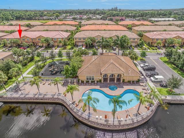 5920 Monterra Club Drive, Lake Worth, FL 33463 (#RX-10646329) :: Real Estate Authority