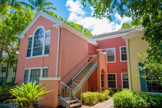 1165 Crystal Way B, Delray Beach, FL 33444 (MLS #RX-10646334) :: Berkshire Hathaway HomeServices EWM Realty