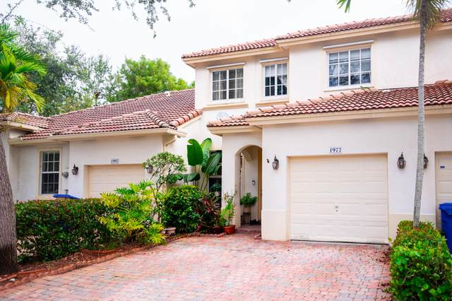 1977 NW 79th Way, Pembroke Pines, FL 33024 (MLS #RX-10646339) :: United Realty Group