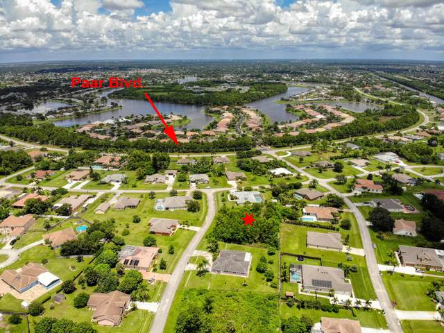3907 SW Darmouth Street, Port Saint Lucie, FL 34953 (MLS #RX-10646348) :: Laurie Finkelstein Reader Team