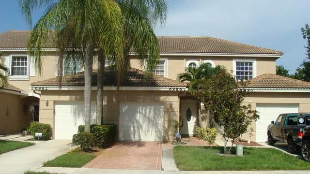 6986 Oak Bridge Lane, Lake Worth, FL 33467 (MLS #RX-10646353) :: Berkshire Hathaway HomeServices EWM Realty