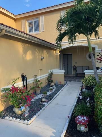 1623 Cetona Drive, Boynton Beach, FL 33436 (#RX-10646366) :: Real Estate Authority