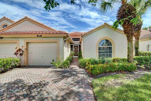 7707 Silver Lake Drive, Delray Beach, FL 33446 (MLS #RX-10646379) :: Berkshire Hathaway HomeServices EWM Realty