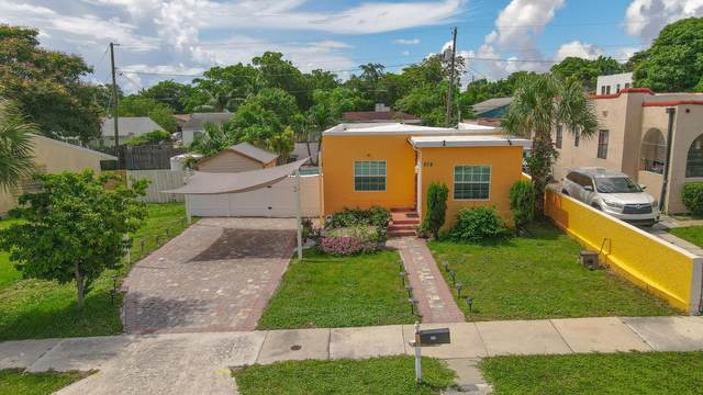 808 31st Street, West Palm Beach, FL 33407 (#RX-10646385) :: Ryan Jennings Group