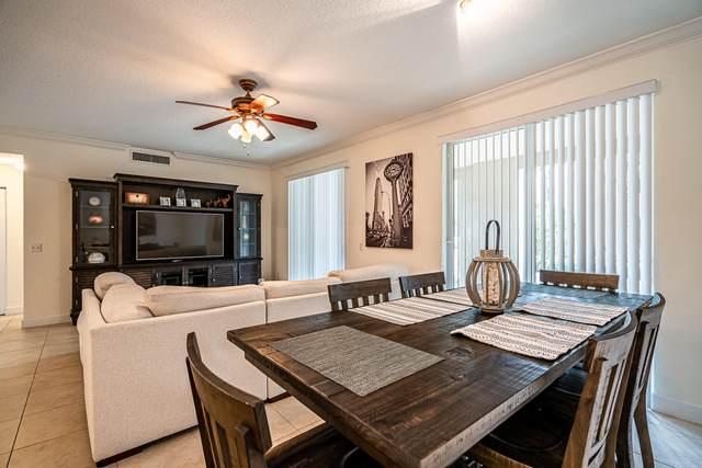1105 Renaissance Way #105, Boynton Beach, FL 33426 (#RX-10646391) :: Real Estate Authority