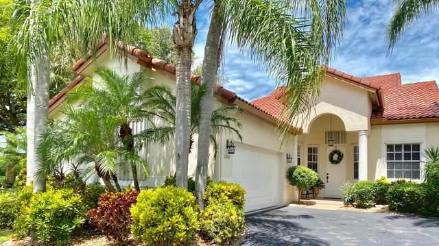 23489 Water Circle, Boca Raton, FL 33486 (MLS #RX-10646395) :: The Paiz Group
