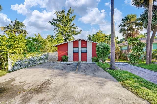 813 SW 29th Street 1-4, Fort Lauderdale, FL 33315 (MLS #RX-10646443) :: Berkshire Hathaway HomeServices EWM Realty