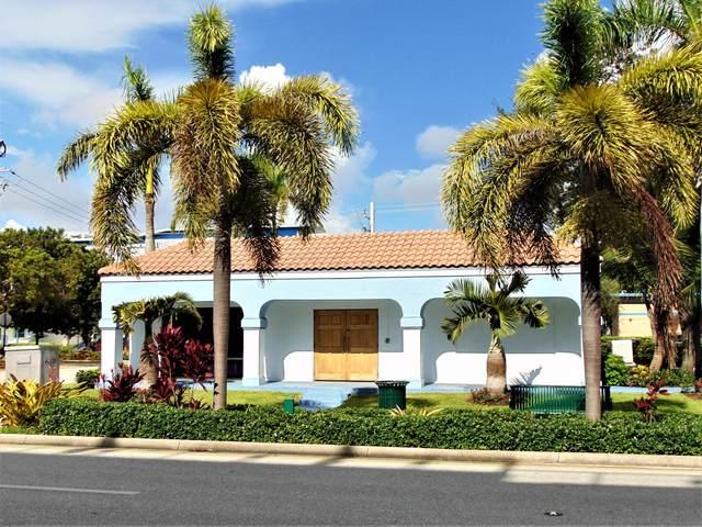 160 SE 6th Avenue SE A1, Delray Beach, FL 33483 (MLS #RX-10646448) :: Berkshire Hathaway HomeServices EWM Realty