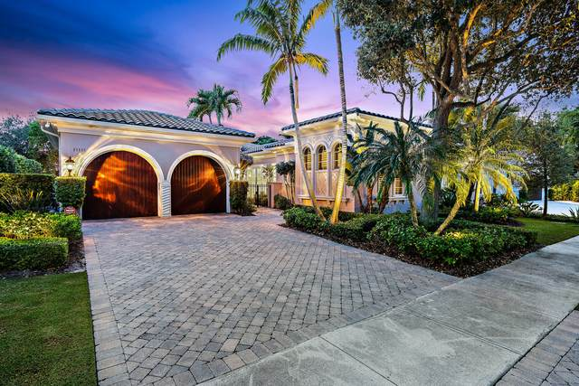 11133 Green Bayberry Drive, Palm Beach Gardens, FL 33418 (#RX-10646473) :: Ryan Jennings Group