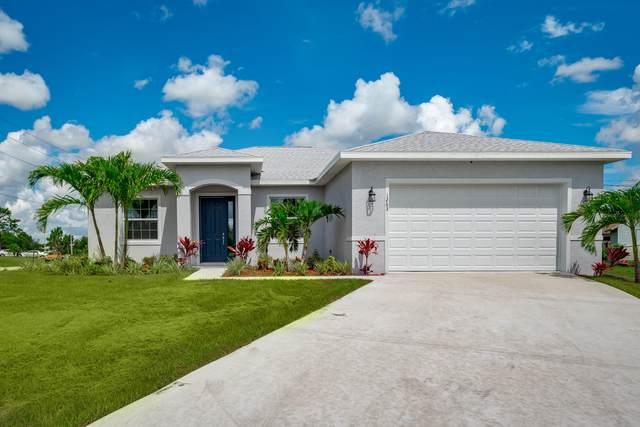 1263 SW Fox Court, Port Saint Lucie, FL 34953 (MLS #RX-10646523) :: Berkshire Hathaway HomeServices EWM Realty