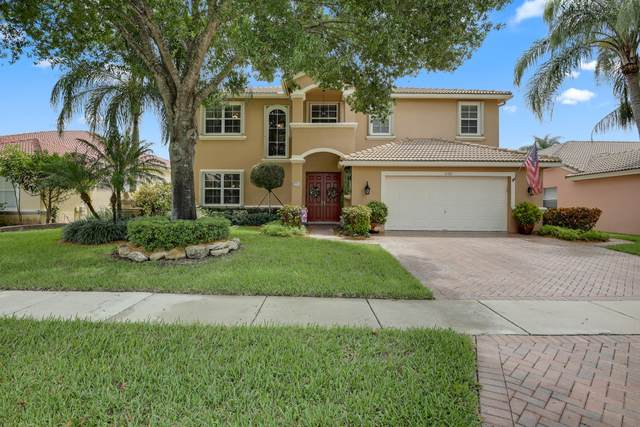 6702 Lake Nona Place, Lake Worth, FL 33463 (#RX-10646526) :: Real Estate Authority