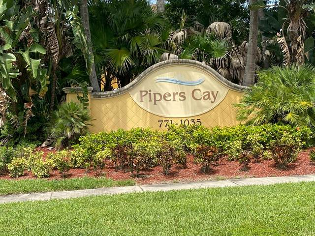 893 Pipers Cay Drive, West Palm Beach, FL 33415 (#RX-10646599) :: The Reynolds Team/ONE Sotheby's International Realty