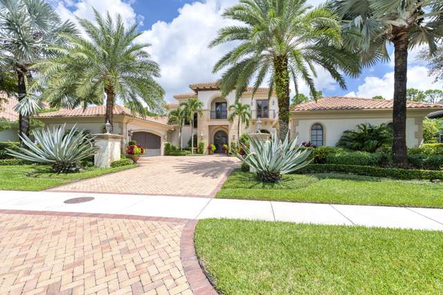 107 Via Palacio, Palm Beach Gardens, FL 33418 (#RX-10646654) :: Ryan Jennings Group