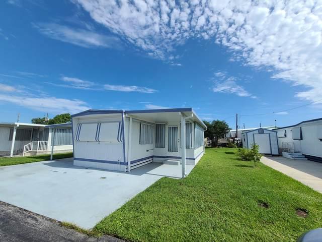2023 Saint Lucie Boulevard #256, Fort Pierce, FL 34946 (#RX-10646659) :: The Rizzuto Woodman Team