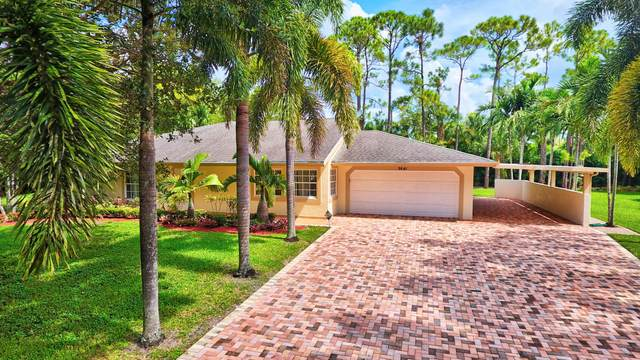 9641 Palomino Drive, Lake Worth, FL 33467 (#RX-10646662) :: Real Estate Authority