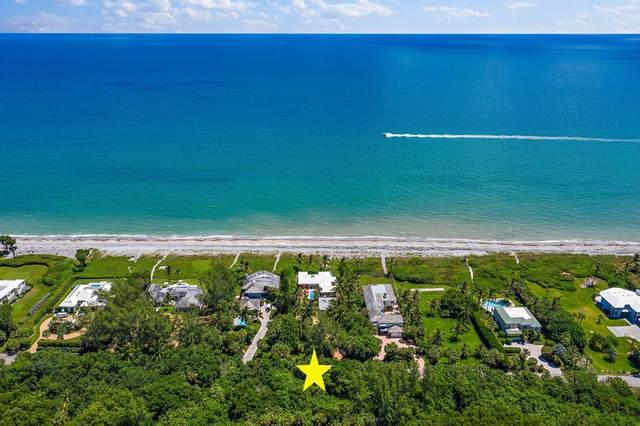 55 N Beach Road, Hobe Sound, FL 33455 (#RX-10646685) :: The Rizzuto Woodman Team