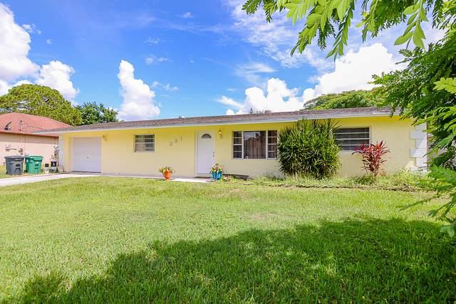 381 SE Dalva Avenue, Port Saint Lucie, FL 34983 (#RX-10646736) :: The Rizzuto Woodman Team