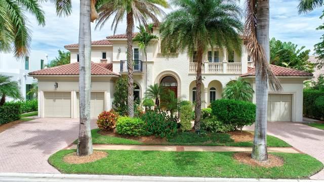 17519 Foxborough Lane, Boca Raton, FL 33496 (#RX-10646788) :: The Rizzuto Woodman Team