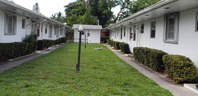 2915 Washington Street #2, Hollywood, FL 33020 (#RX-10646796) :: The Rizzuto Woodman Team