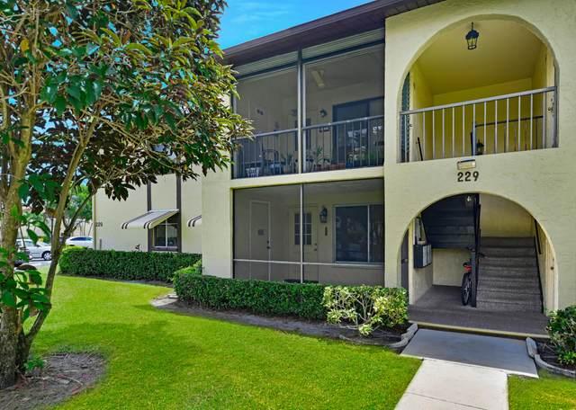229 Pine Hov Circle A-1, Greenacres, FL 33463 (#RX-10646815) :: Posh Properties