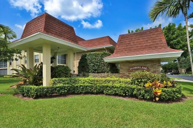 5510 Tamberlane Circle #344, Palm Beach Gardens, FL 33418 (#RX-10646818) :: The Rizzuto Woodman Team