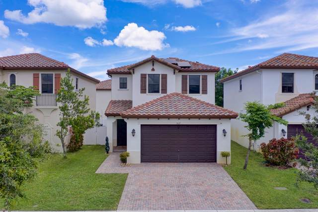 3627 SW 90th Terrace, Miramar, FL 33025 (#RX-10646835) :: The Rizzuto Woodman Team