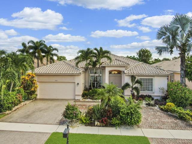 6621 Boticelli Drive, Lake Worth, FL 33467 (#RX-10646846) :: The Rizzuto Woodman Team