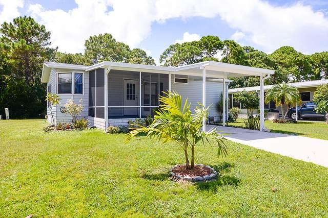 202 Mangrove Bay Place L09, Fort Pierce, FL 34982 (MLS #RX-10646901) :: The Paiz Group