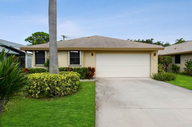 3240 NW 10th Place W, Delray Beach, FL 33445 (MLS #RX-10646929) :: United Realty Group
