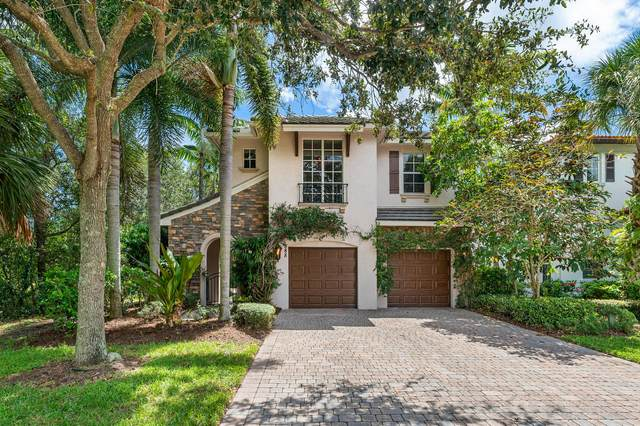888 Taft Court, Palm Beach Gardens, FL 33410 (MLS #RX-10646979) :: United Realty Group