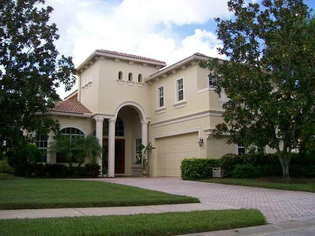 8809 Champions Way, Port Saint Lucie, FL 34986 (MLS #RX-10646981) :: The Jack Coden Group